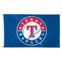 Texas Rangers Team Flag