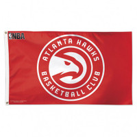 Atlanta Hawks Team Flag