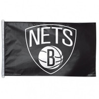 Brooklyn Nets Team Flag