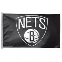 Brooklyn Nets Team Flag