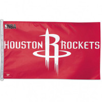 Houston Rockets Team Flag