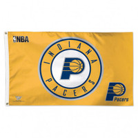 Indiana Pacers Team Flag
