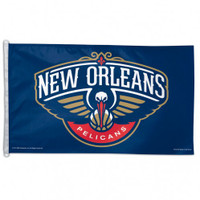 New Orleans Pelicans Team Flag