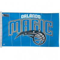 Orlando Magic Team Flag