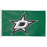 Dallas Stars Team Flag