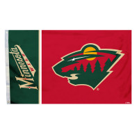 Minnesota Wild Team Flag