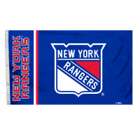 New York Rangers Team Flag