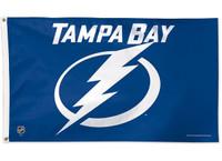 Tampa Bay Lightning Team Flag