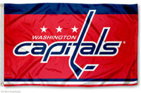 Washington Capitals Team Flag