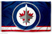 Winnipeg Jets Team Flag