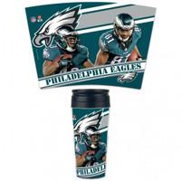 Philadelphia Eagles 16oz Travel Mug
