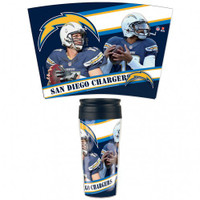 San Diego Chargers 16oz Travel Mug