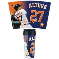 Houston Astros 16oz Travel Mug