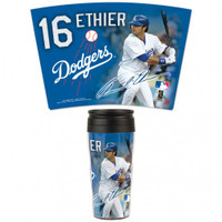 Los Angeles Dodgers 16oz Travel Mug