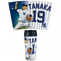 New York Yankees 16oz Travel Mug