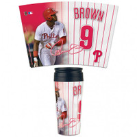 Philadelphia Phillies 16oz Travel Mug