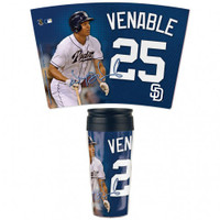 San Diego Padres 16oz Travel Mug