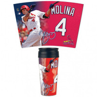 St. Louis Cardinals 16oz Travel Mug