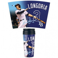 Tampa Bay Rays 16oz Travel Mug