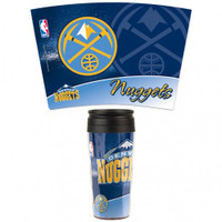 Denver Nuggets 16oz Travel Mug