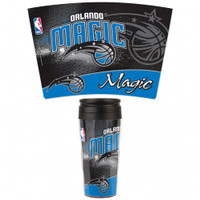 Orlando Magic 16oz Travel Mug