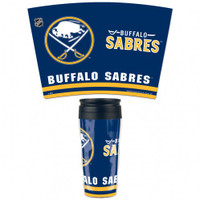 Buffalo Sabres 16oz Travel Mug