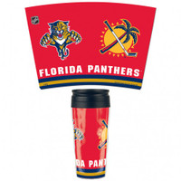 Florida Panthers 16oz Travel Mug