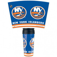 New York Islanders 16oz Travel Mug