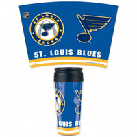 St. Louis Blues 16oz Travel Mug