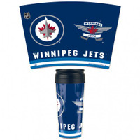 Winnipeg Jets 16oz Travel Mug
