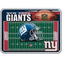 New York Giants Glass Cutting Board