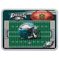 Philadelphia Eagles Glass Cutting Board