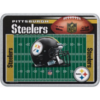 Pittsburgh Steelers Glass Cutting Board