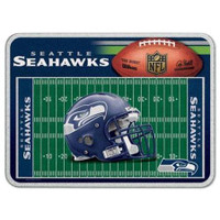 Seattle Seahawks Glass Cutting Board