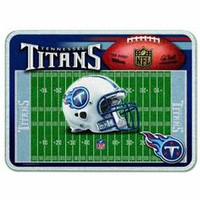 Tennessee Titans Glass Cutting Board