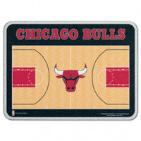 Chicago Bulls Glass Cutting Board