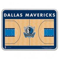 Dallas Mavericks Glass Cutting Board
