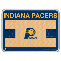 Indiana Pacers Glass Cutting Board