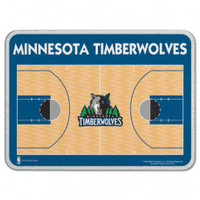 Minnesota Timberwolves Glass Cutting Board