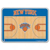 New York Knicks Glass Cutting Board