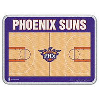 Phoenix Suns Glass Cutting Board