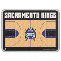 Sacramento Kings Glass Cutting Board