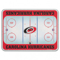 Carolina Hurricanes Glass Cutting Board