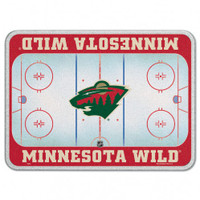 Minnesota Wild Glass Cutting Board