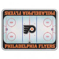 Philadelphia Flyers Glass Cutting Board