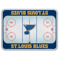 St. Louis Blues Glass Cutting Board