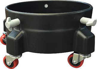 """Grit Guard Bucket Dolly with 2"""" Casters"""