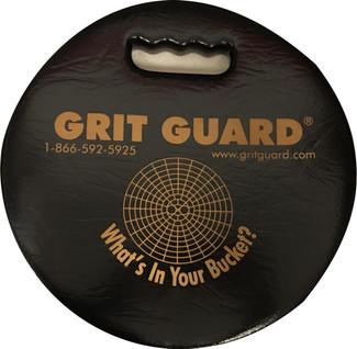 "Grit Guard 12"" Round Bucket Seat Cushion"