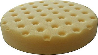 Lake Country 5.5 Inch  CCS Gold Foam Ultra Finishing Pad