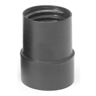 """Mr Nozzle 1-1/2"""" Hose to 2-1/4"""" I.D. Opening Wet/Dry Vacuum Tank Adapter"""